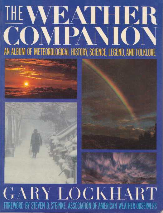 THE WEATHER COMPANION. Gary Lockhart.
