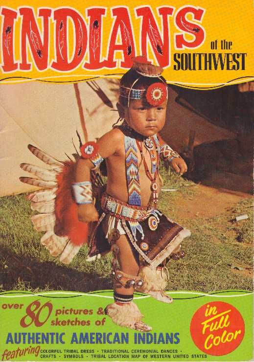 INDIANS OF THE SOUTHWEST.
