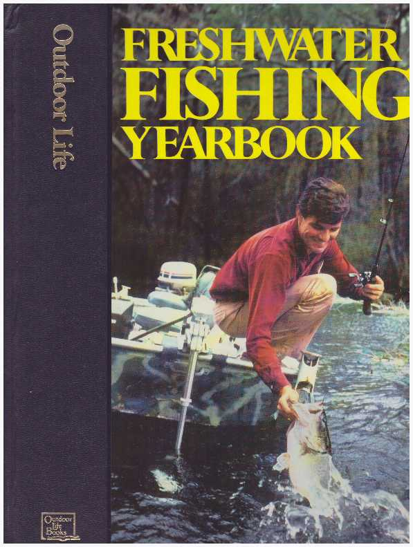 FRESHWATER FISHING YEARBOOK.