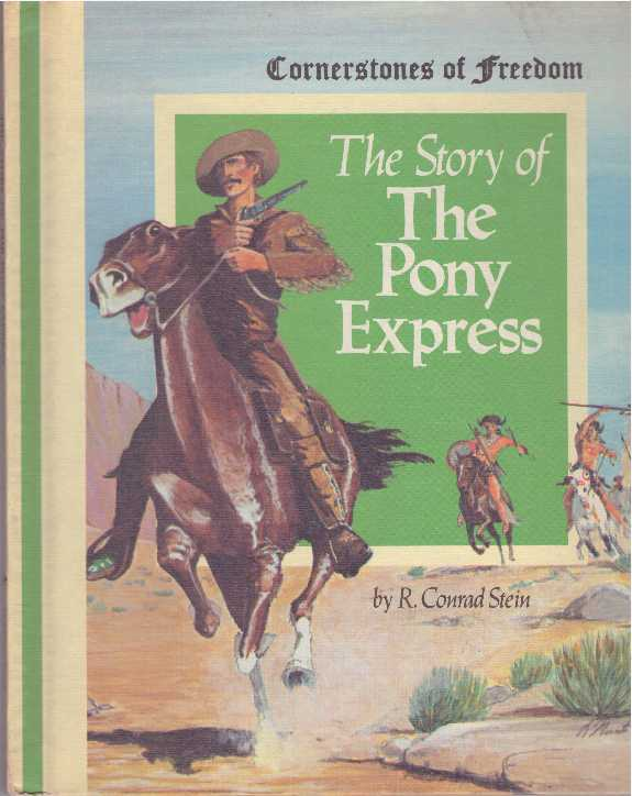 Pony Express Facts
