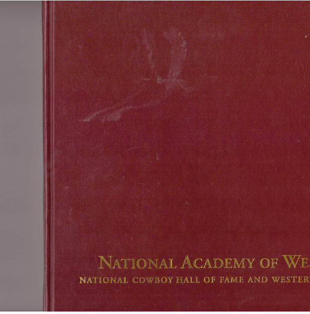 NATIONAL ACADEMY OF WESTERN ART; 21st Annual Exhibition