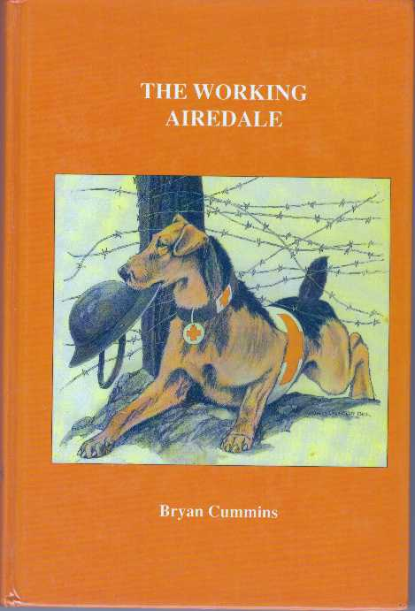 THE WORKING AIREDALE. Bryan Cummins.