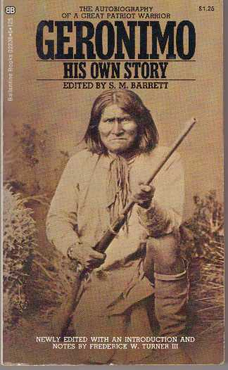GERONIMO; His Own Story. S. M. Barrett.