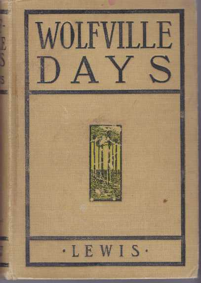 WOLFVILLE DAYS. Alfred Henry Lewis.