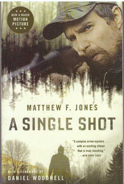 A SINGLE SHOT. Matthew F. Jones.
