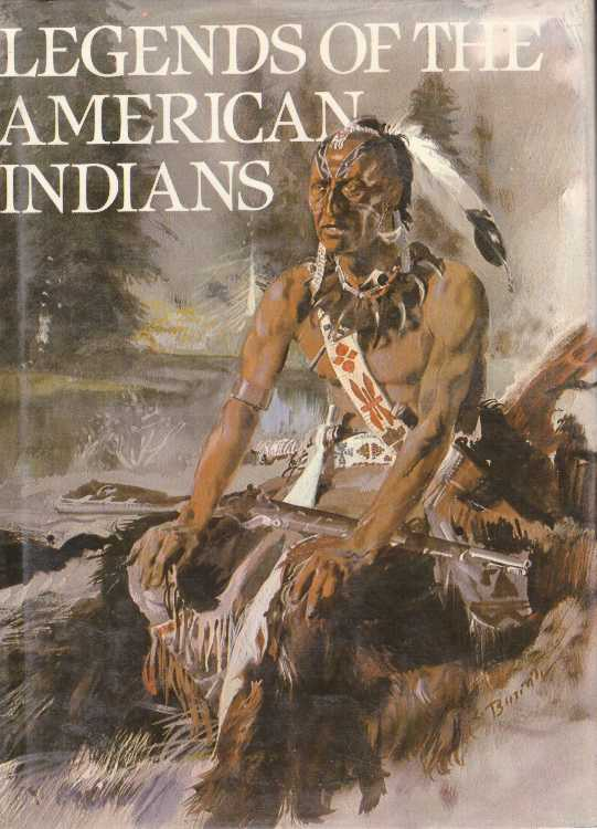 LEGENDS OF THE AMERICAN INDIANS. James Fenimore Cooper, Georg Goll, Joseph Altsheller, Torry Gredsted, Karl May.