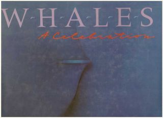 WHALES.; A Celebration. Greg Gatenby, ed