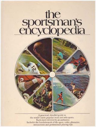 THE SPORTSMAN'S ENCYCLOPEDIA. Bill Burton