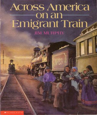ACROSS AMERICA ON AN EMIGRANT TRAIN.