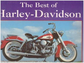 THE BEST OF HARLEY-DAVIDSON. Peter Henshaw