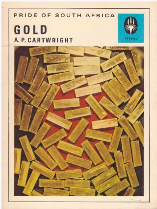 PRIDE OF SOUTH AFRICA: GOLD. A. P. Cartwright
