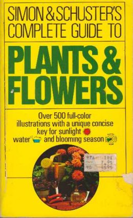 PLANTS & FLOWERS. Frances Perry