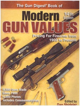 MODERN GUN VALUES. Dan Shideler