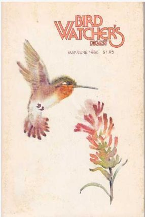 BIRD WATCHER'S DIGEST; May/June 1986
