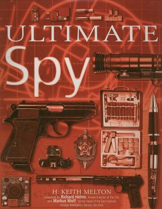 ULTIMATE SPY.