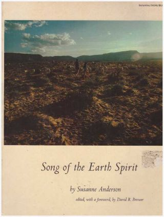 SONG OF THE EARTH SPIRIT. Susanne Anderson