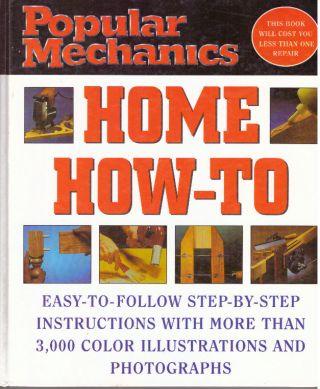 POPULAR MECHANICS HOME HOW-TO. Albert Jackson, David Day