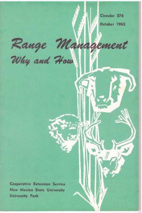 RANGE MANAGEMENT: WHY AND HOW. Charles Gay