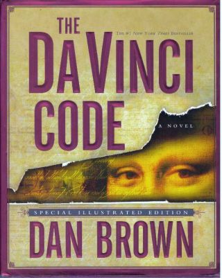THE DA VINCI CODE; Special Illustrated Edition. Dan Brown
